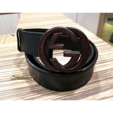 GUCCI Interlocking G Buckle Belt (Size:90/36)
