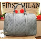 GUCCI GG Guccisima Boston Bag