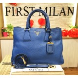 PRADA Vitello Daino Two Way Bag