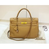 HERMES Kelly 35CM In Clemence