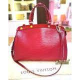 LOUIS VUITTON Epi Leather Brea Bag