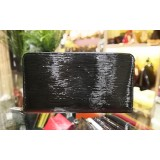 LOUIS VUITTON Vernis Epi Leather Zippy Organizer
