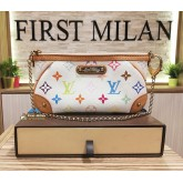 LOUIS VUITTON Multicolor Pochette Milla Bag