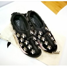 CHRISTIAN DIOR Fusion Sneakers (Size:37)