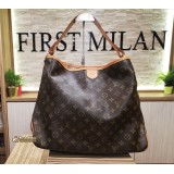 LOUIS VUITTON Monogram Canvas Delightful Bag