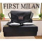 PRADA Saffiano Lux Convertible Sound Bag