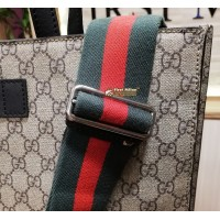 GUCCI Soft GG Supreme Tote Bag
