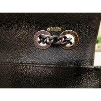 CHANEL Caviar Casual Pocket Messenger Bag
