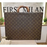 LOUIS VUITTON Monogram Vintage Diplomat Briefcase