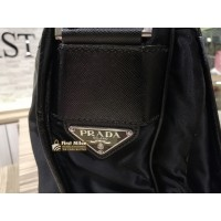 PRADA Nylon Medium Messenger Bag