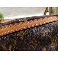 LOUIS VUITTON Monogram Canvas Palermo GM Bag