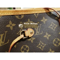 LOUIS VUITTON Monogram Canvas Neverfull GM Bag