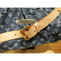 LOUIS VUITTON Monogram Denim Neo Cabby Bag