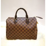 LOUIS VUITTON Damier Speedy 30
