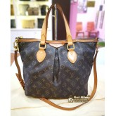 LOUIS VUITTON Monogram Canvas Palermo PM