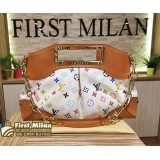 LOUIS VUITTON Monogram Canvas Multicolore Judy MM Bag