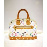 LOUIS VUITTON Monogram Multicolore Alma Bag