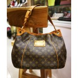 LOUIS VUITTON Monogram Galliera PM Handbag