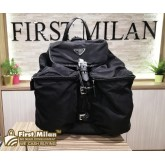 PRADA Tessuto Nylon Large Backpack