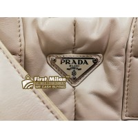 PRADA Nappa Bomber 2Way Tote Bag