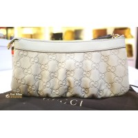 GUCCI Interlocking G Wristlet