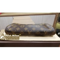 LOUIS VUITTON Monogram Canvas Eva Clutch