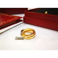 CARTIER Trinity Ring (Size:50)