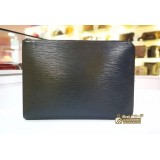 LOUIS VUITTON Epi Leather Posh Document Clutch Pouch Bag