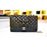 CHANEL Jumbo Single Flap Bag In Lambskin
