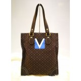 LOUIS VUITTON Monogram Mini Lin Tangier Tote Bag