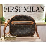 LOUIS VUITTON Monogram Vintage Small Sling Bag