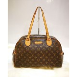 LOUIS VUITTON Monogram GM Montorgueil Bag