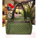 LOUIS VUITTON Mini Lin Josephine PM In Green