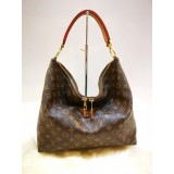 LOUIS VUITTON Monogram Canvas Sully MM