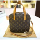 LOUIS VUITTON Monogram Canvas Spontini
