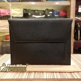 BURBERRY Black Clutch Bag