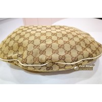 GUCCI GG Supreme Canvas Hobo Bag