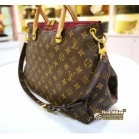 LOUIS VUITTON Monogram Canvas Pallas