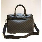 LOUIS VUITTON Damier Graphite Icare Business Bag