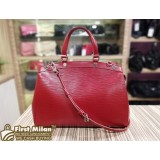 LOUIS VUITTON Brea MM Epi Leather