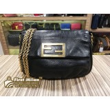 FENDI Pochette Fendista Crossbody Bag
