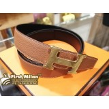 HERMES H Belt Buckle Reversible 32 MM In Togo (Size:100)