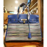 HERMES Swift Vibrato Leather Birkin 35