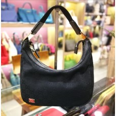 GUCCI Mini GG Black Handbag