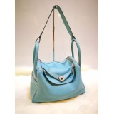 HERMES Taurillon Clemence Lindy 30