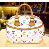 LOUIS VUITTON Monogram Multicolor Trouville