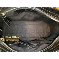 BALENCIAGA Classic Metallic Edge Small City