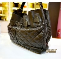 BURBERRY Full Lambskin Shoulder Bag