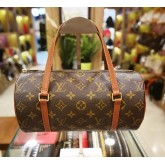 LOUIS VUITTON Monogram Papillon 26 Handbag