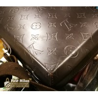 LOUIS VUITTON Monogram Grace Bobby Messenger Bag